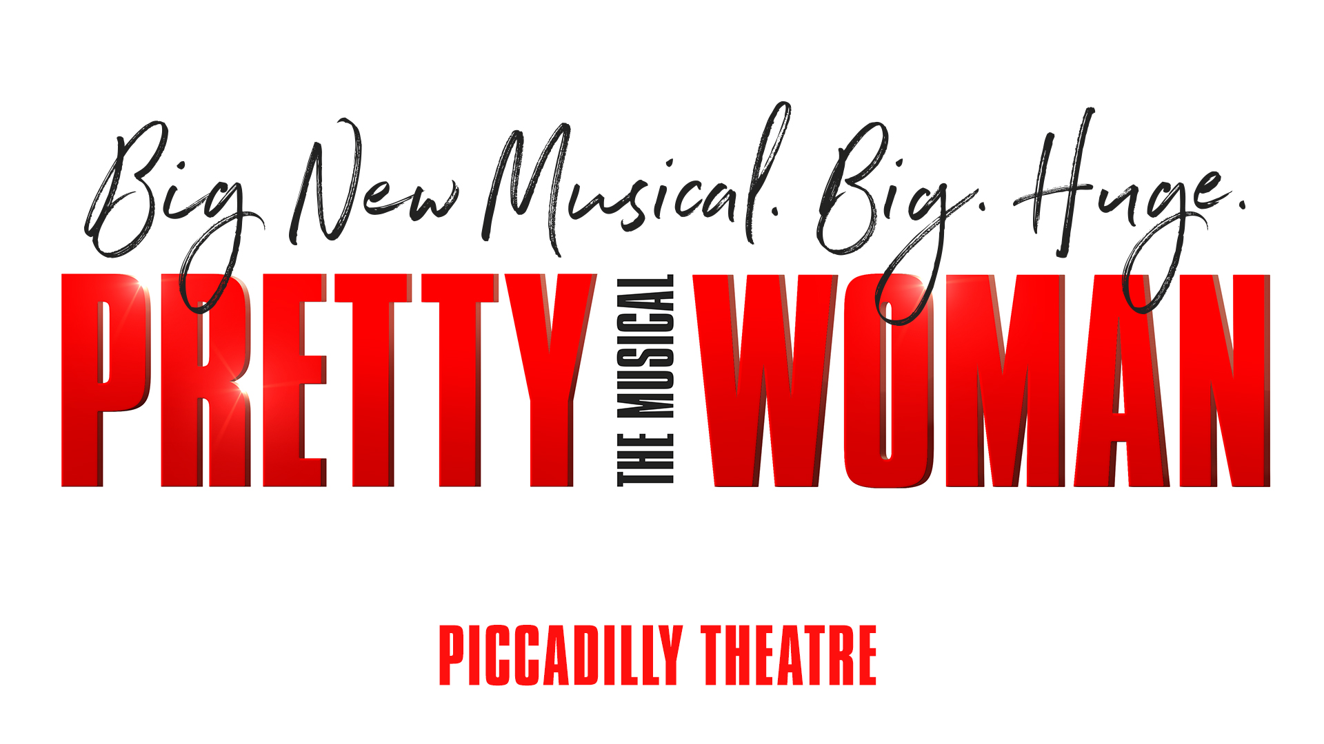 Official title artwork for Pretty Woman