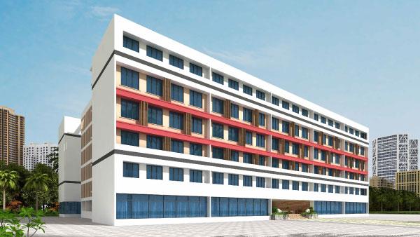 GIIS Hadapsar, Pune School Campus