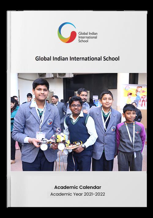GIIS Noida Academic Calendar