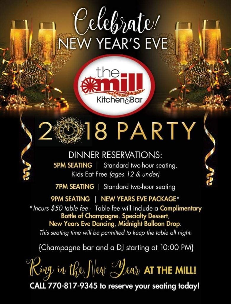 New Year's Eve 2018 Party