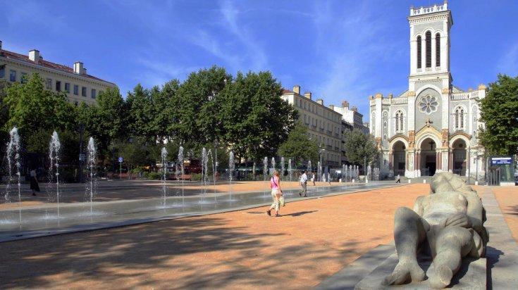 logement en centre-ville de Saint Etienne