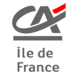 logo crédit agricole Île-de-France