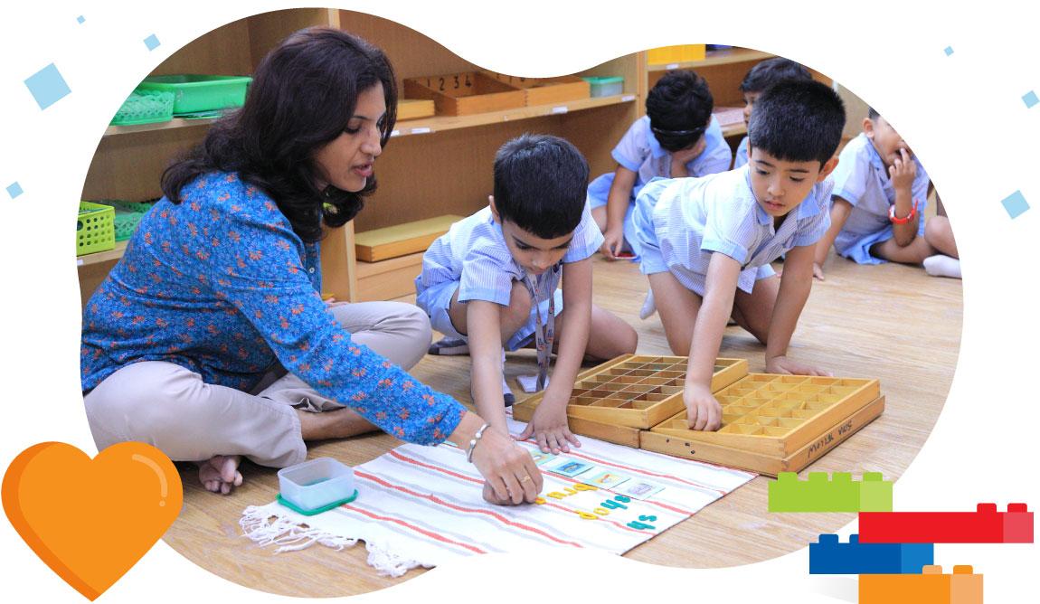 GIIS Ahmedabad - Teachers