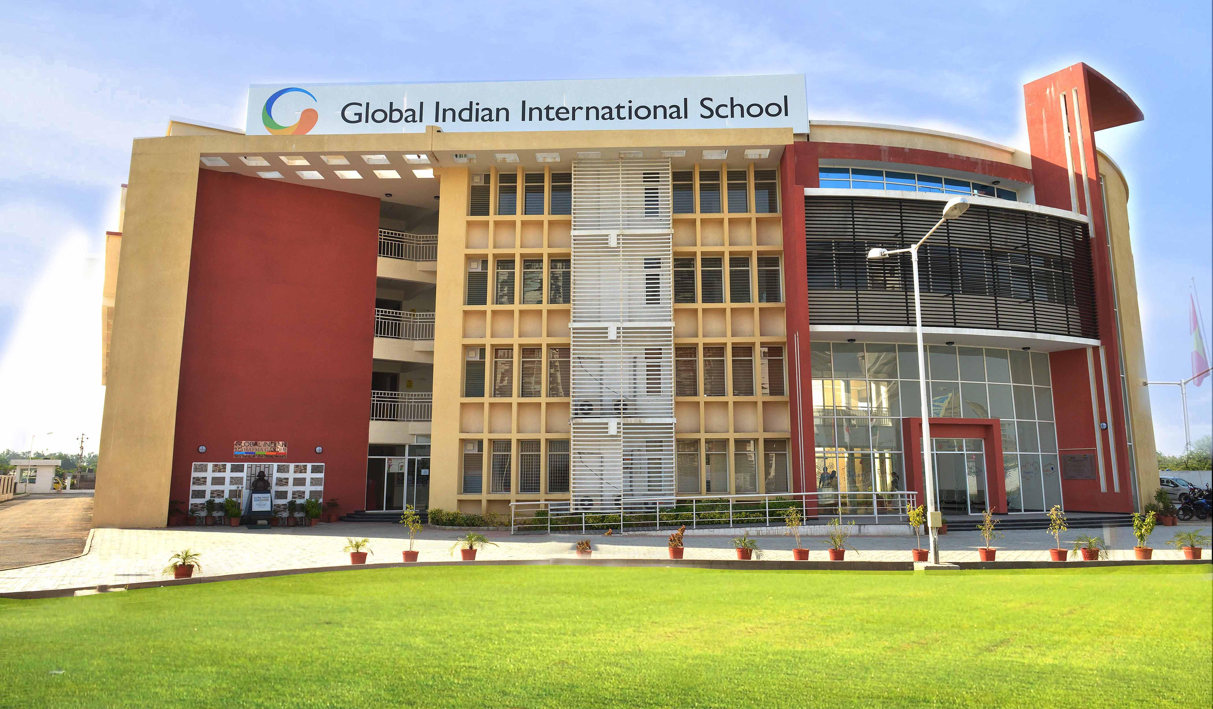 GIIS Ahmedabad Campus Tour