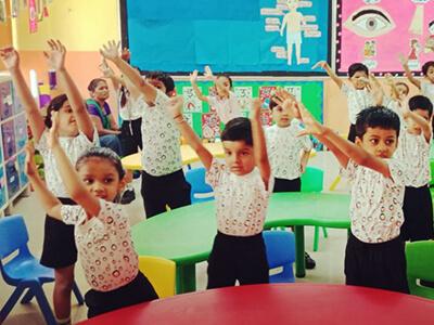 GIIS Ahmedabad Pre Primary