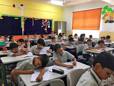 GIIS Ahmedabad Primary School