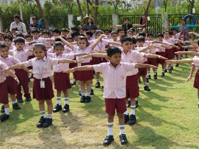 GIIS Ahmedabad Co Curricular Activities