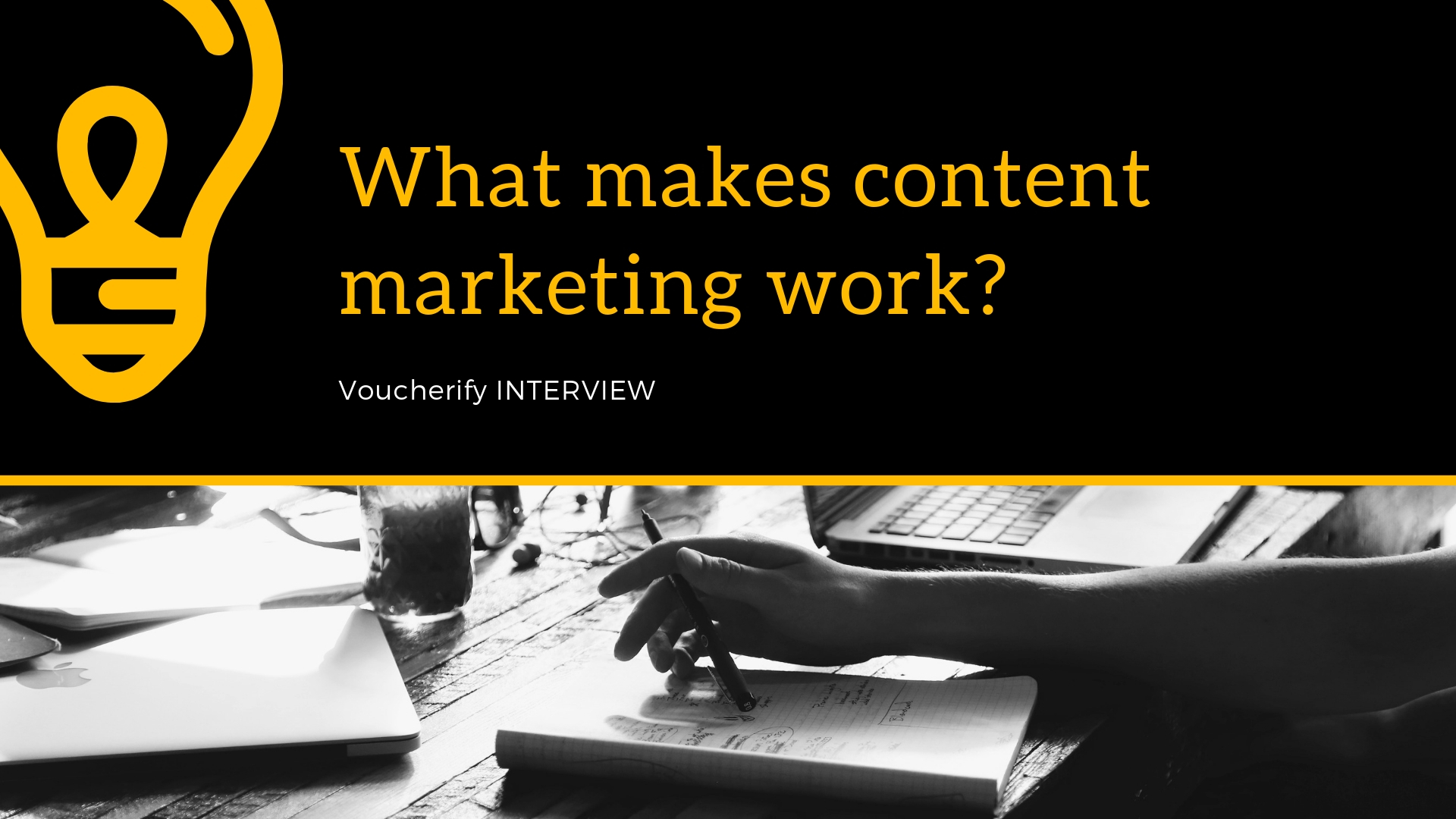 What makes content marketing work - interview with Shana Haynie