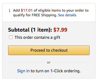 Amazon free shipping marketing strategy