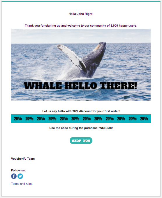 Welcome email and how they influence customer retention rates
