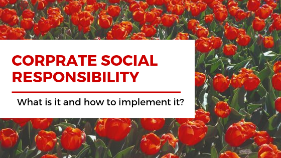 Corporate Social Responsibility and Profits – examples and ideas of how to use CSR to drive sales.
