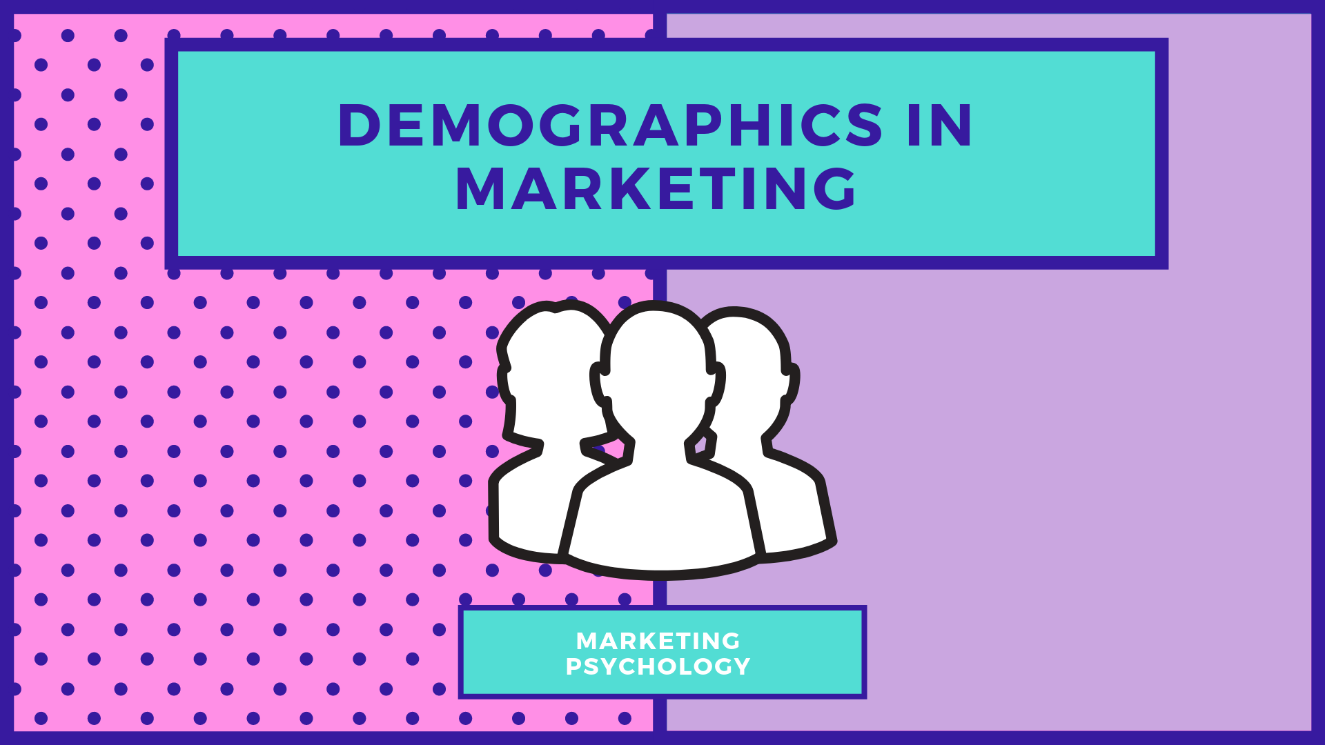 """""""99% of retailers don't know the full power of demographic data"""" - the art of mastering demographics in your marketing strategy"""