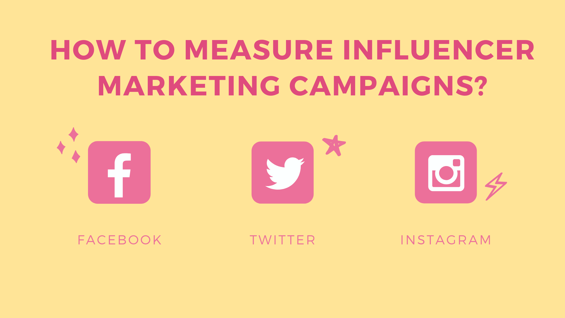 How to measure micro- and nano-influencer marketing campaigns