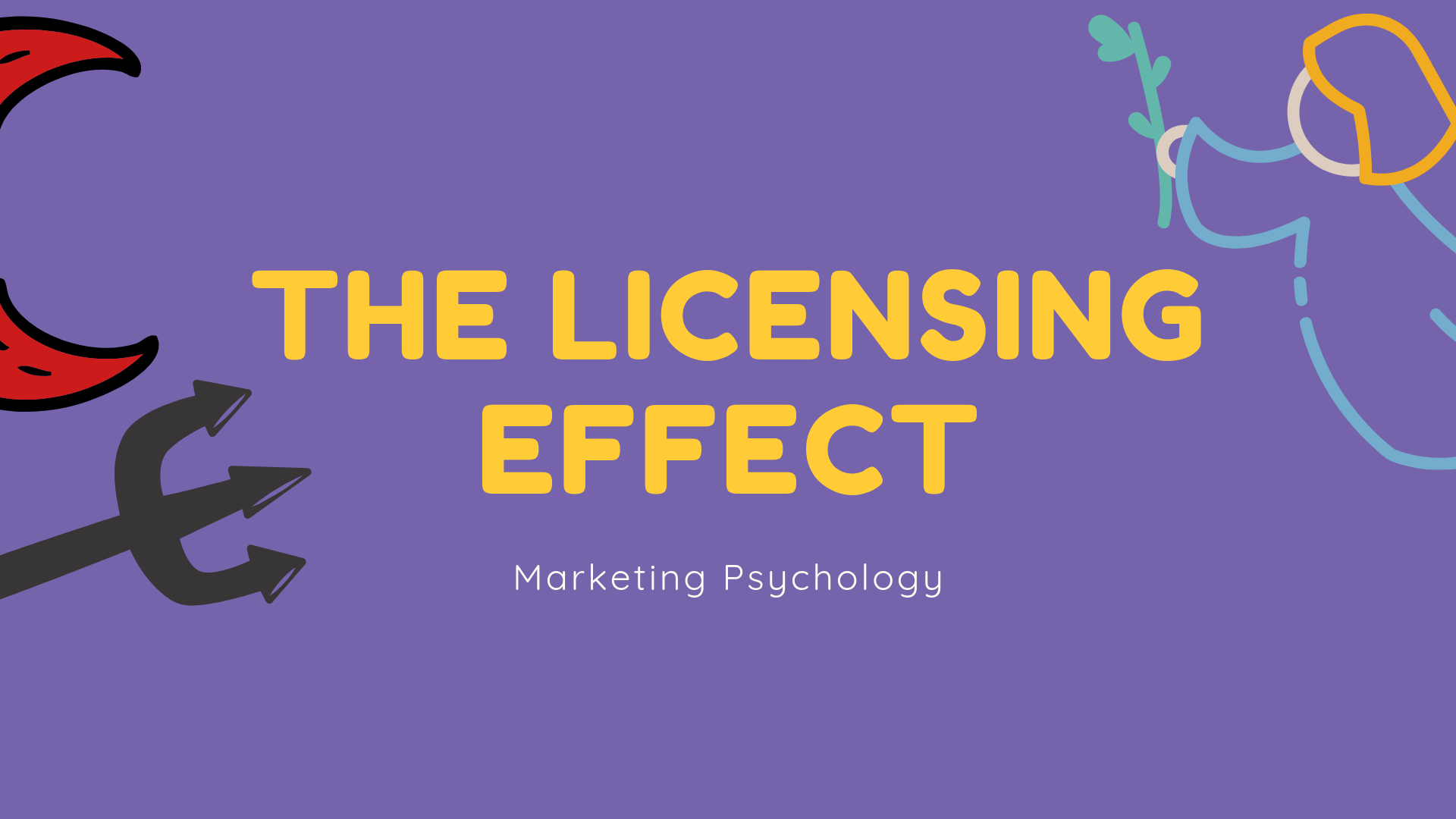 The Licensing Effect: A rarely used tactic to get your visitors to splurge