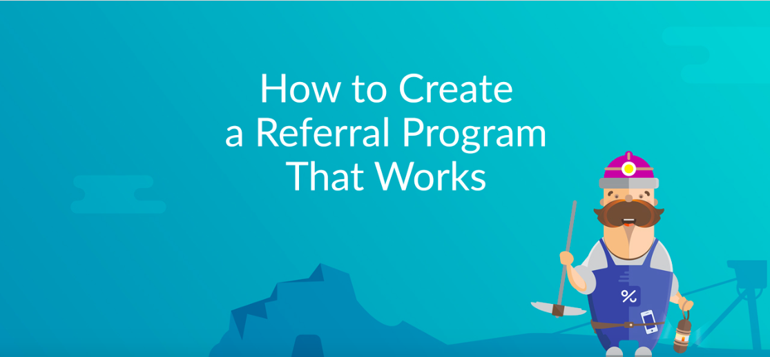 How to Create a Customer Referral Program That Works - step-by-step infographic