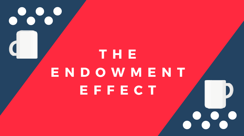 The endowment effect - shopper psychology explained and how to use it for your promotional strategy