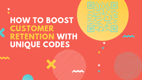 How to boost customer retention with bulk unique codes - an example