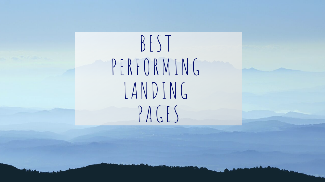 How to create your first awesome landing page for free? - a complete guide