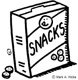 13-snacks  an example of ego depletion