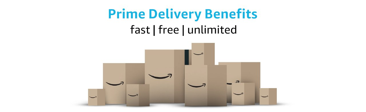 Amazon Prime as an example of fast service delivery that increases brand advocacy