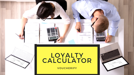Measuring loyalty - Voucherify loyalty calculator that computes the loyalty score for you