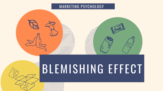 The Blemishing Effect - a secret tactic to boost your sales