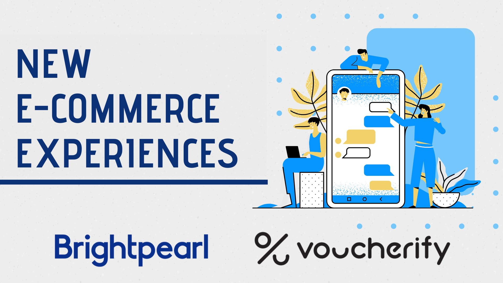 Deliver unique e-commerce experiences with Brightpearl and Voucherify