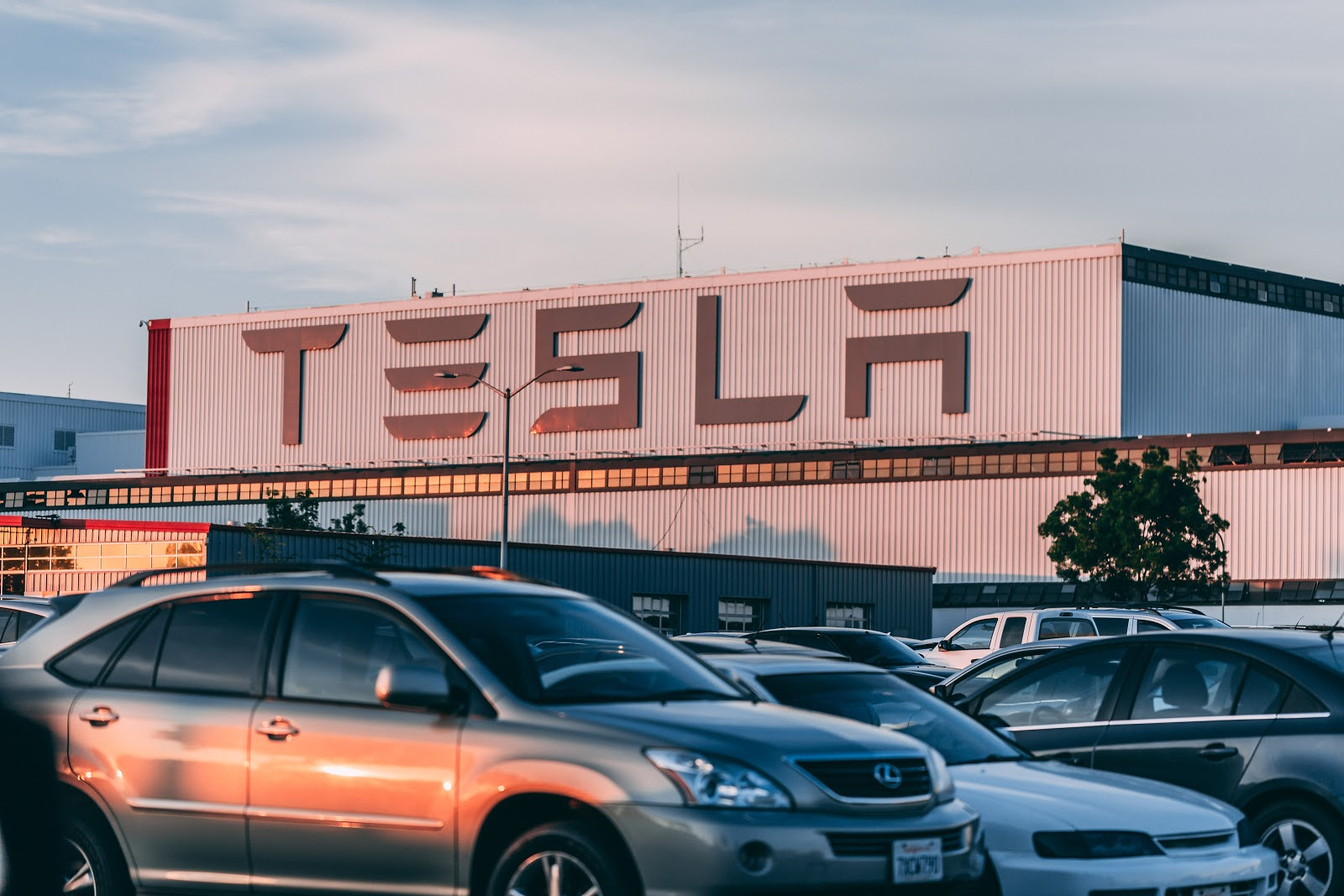 Tesla as an example of a DTC company