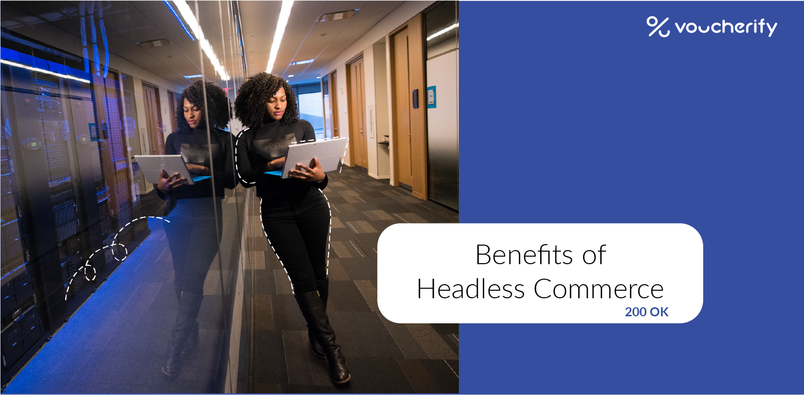 The unseen complexity — the benefits of headless commerce