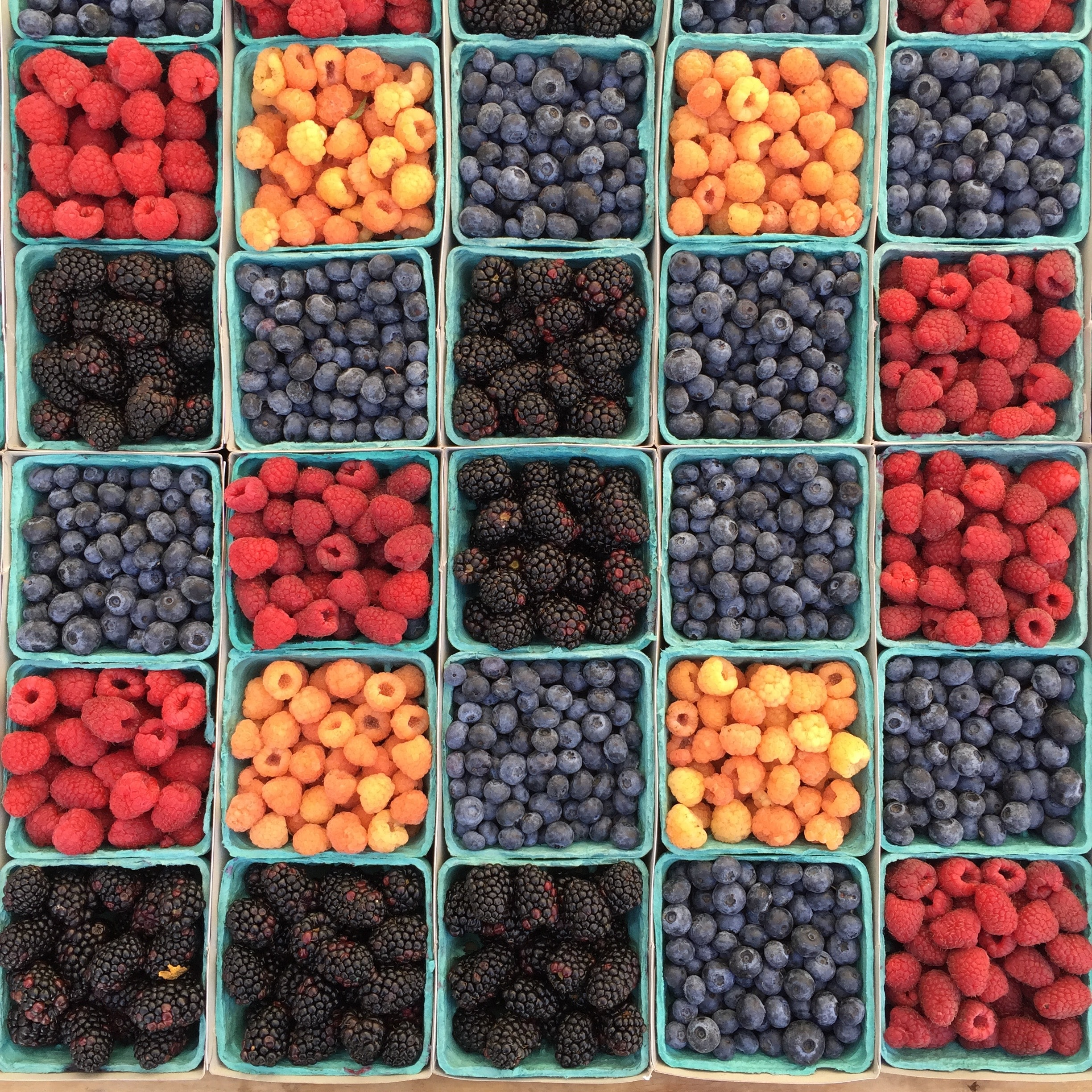 Value of Variety and Choice Overload in Customer Psychology – mixed berries