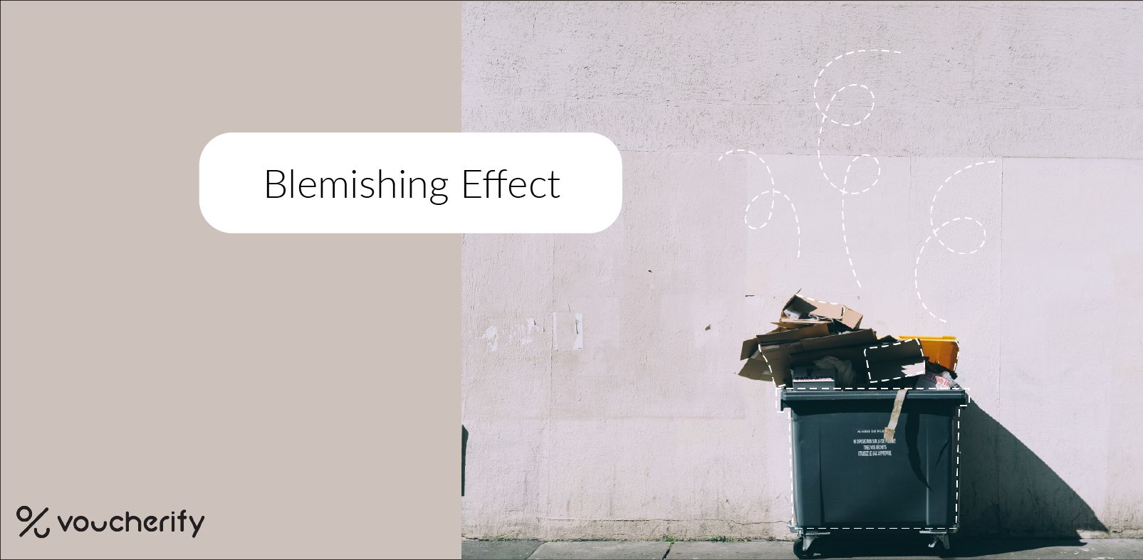 The Blemishing Effect – a secret tactic to boost your sales