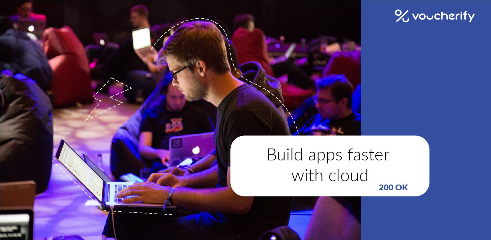 How to use the cloud to build applications faster?