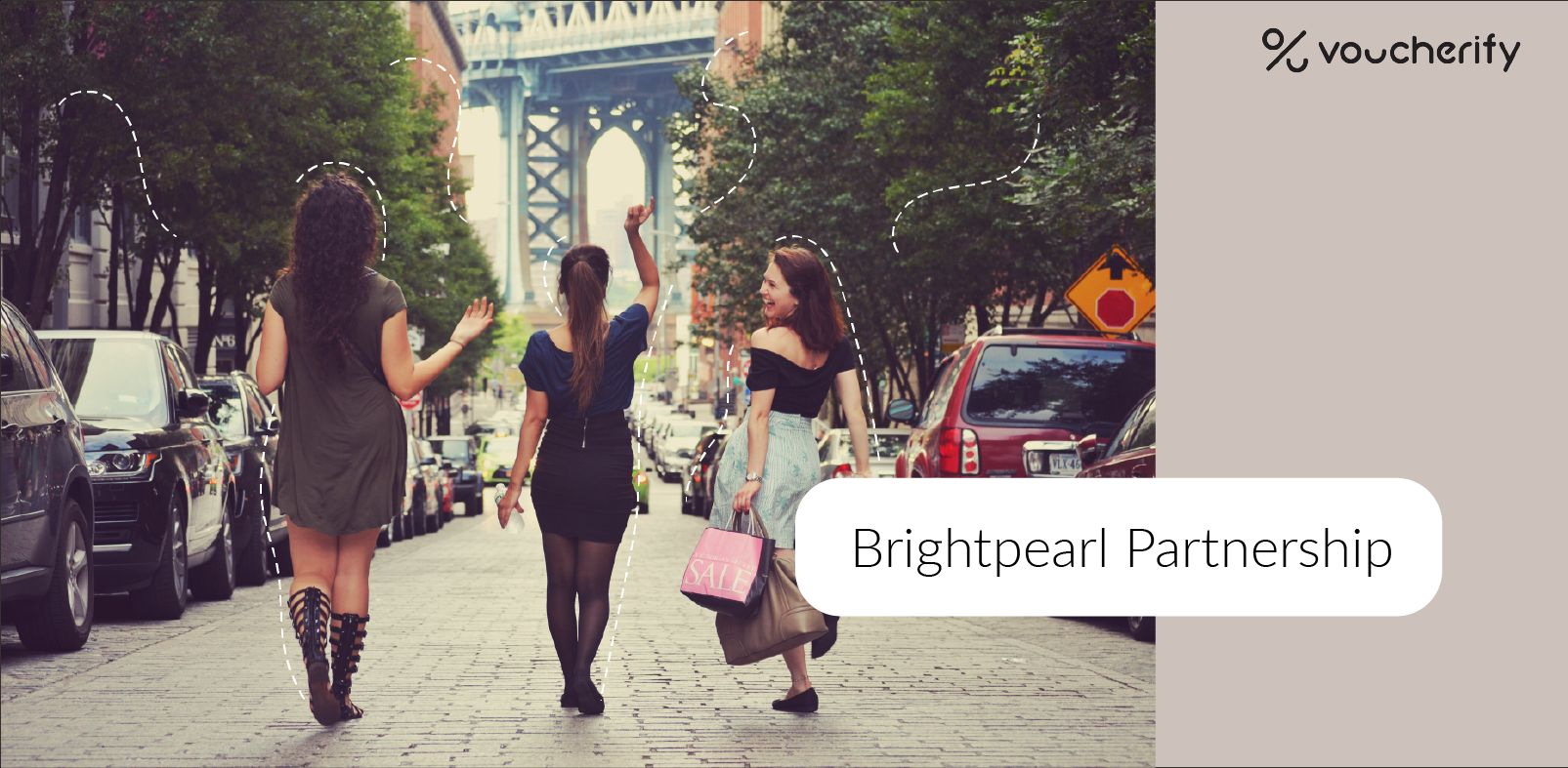 Deliver unique e-commerce experiences with Brightpearl and Voucherify