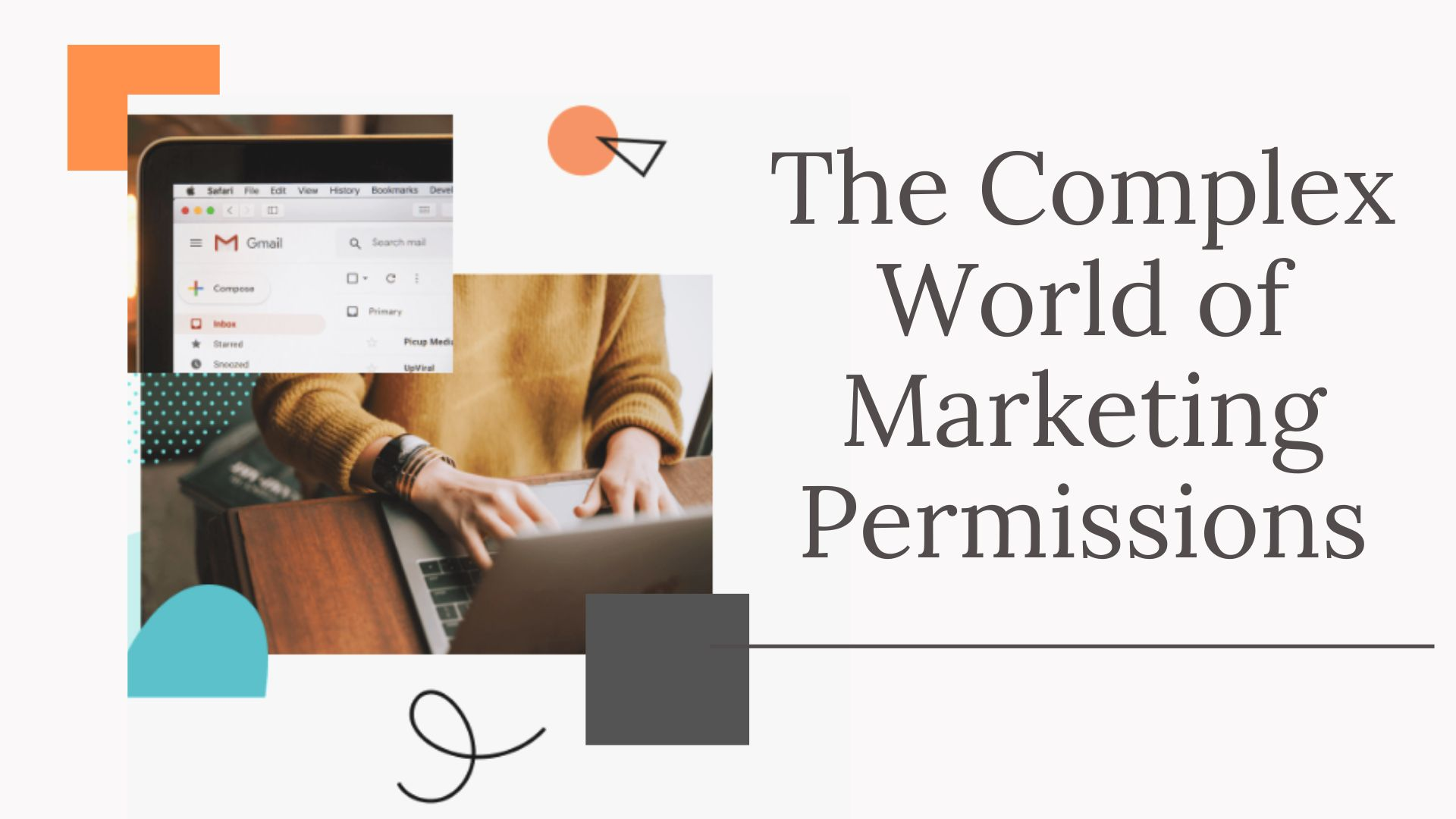 The elephant in the room - Marketing Permissions