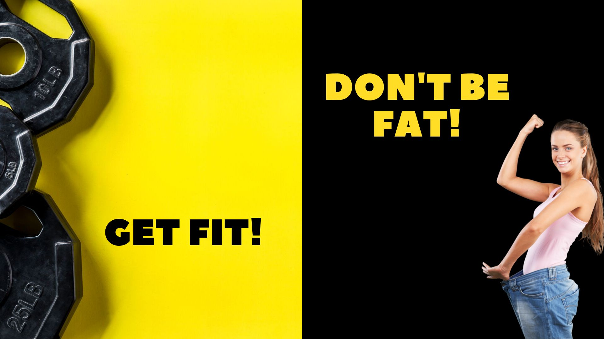 """Get Fit"" vs. ""Don't be Fat"" – How relevant contextual messaging can increase motivation."