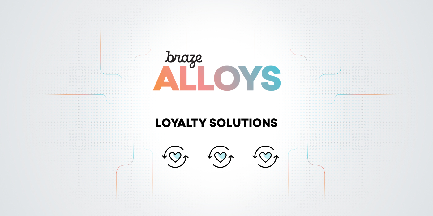 Drive Stronger Engagement With New Braze Alloys Loyalty And Promotion Partners Talon.One And Voucherify