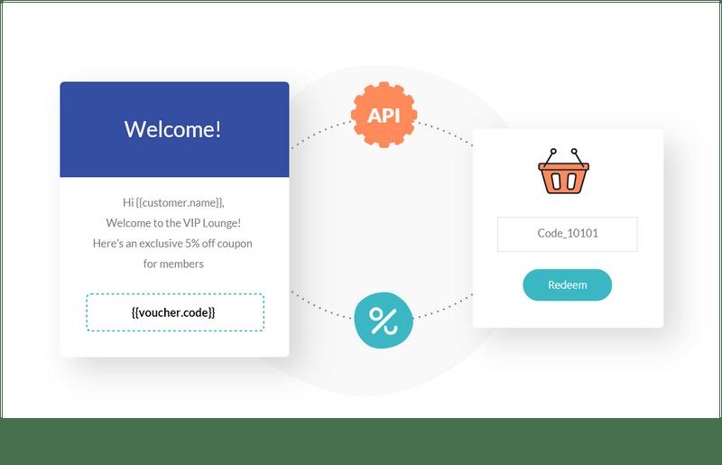 Offer management platform coupon codes