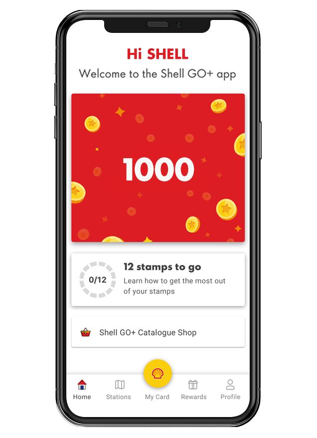 Shell Go loyalty program
