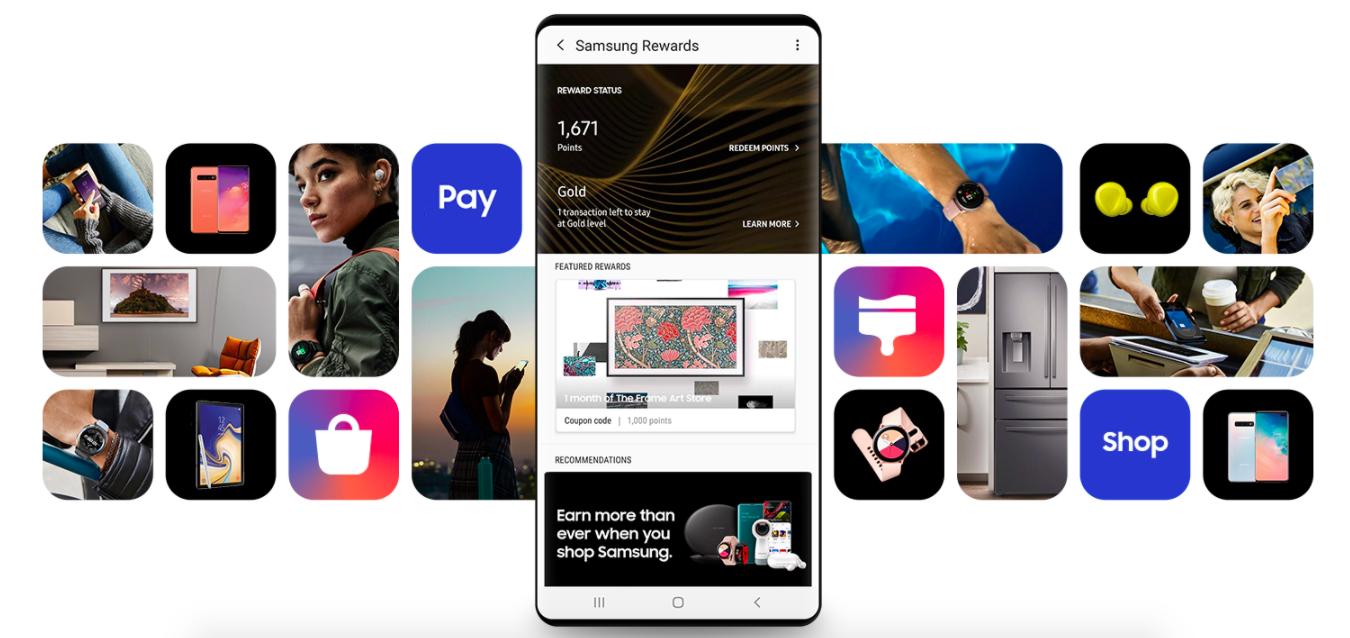 Samsung Rewards loyalty program