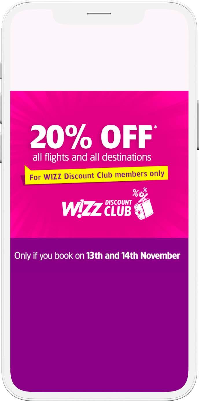 Wizz Air loyalty program