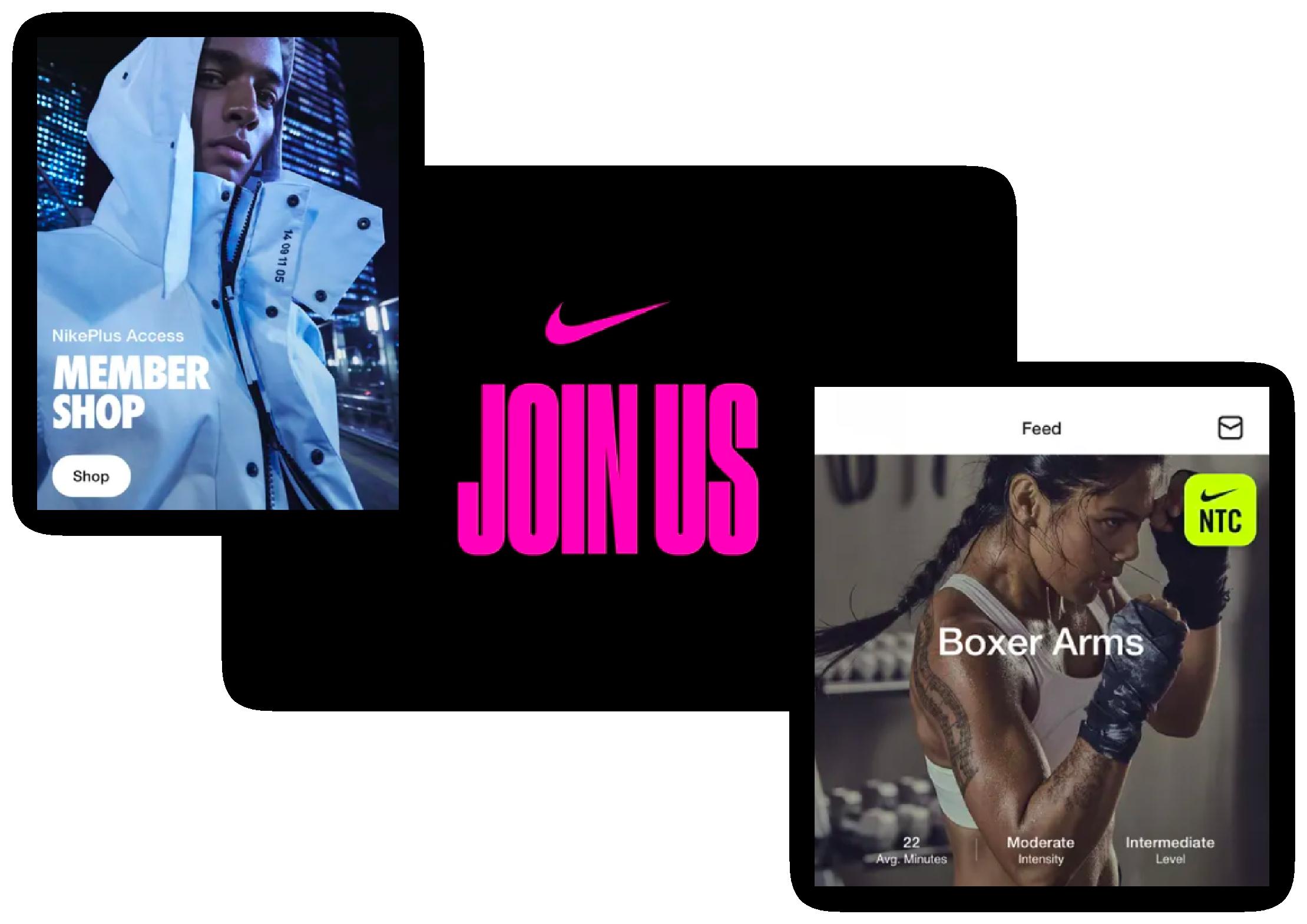 Nike loyalty program