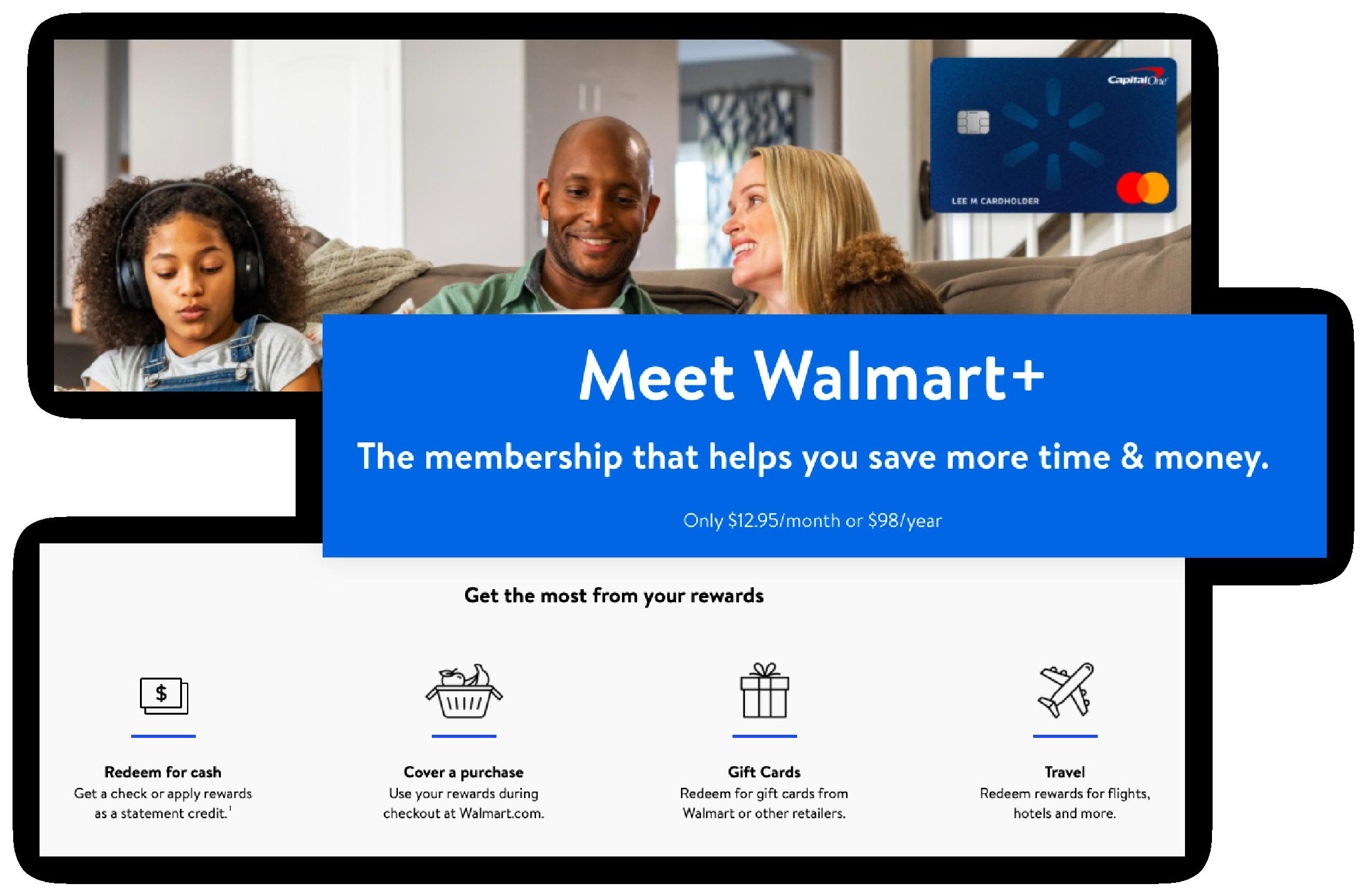 Walmart loyalty program