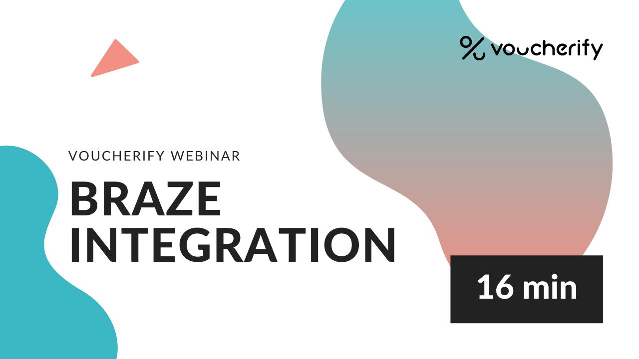 Braze integration