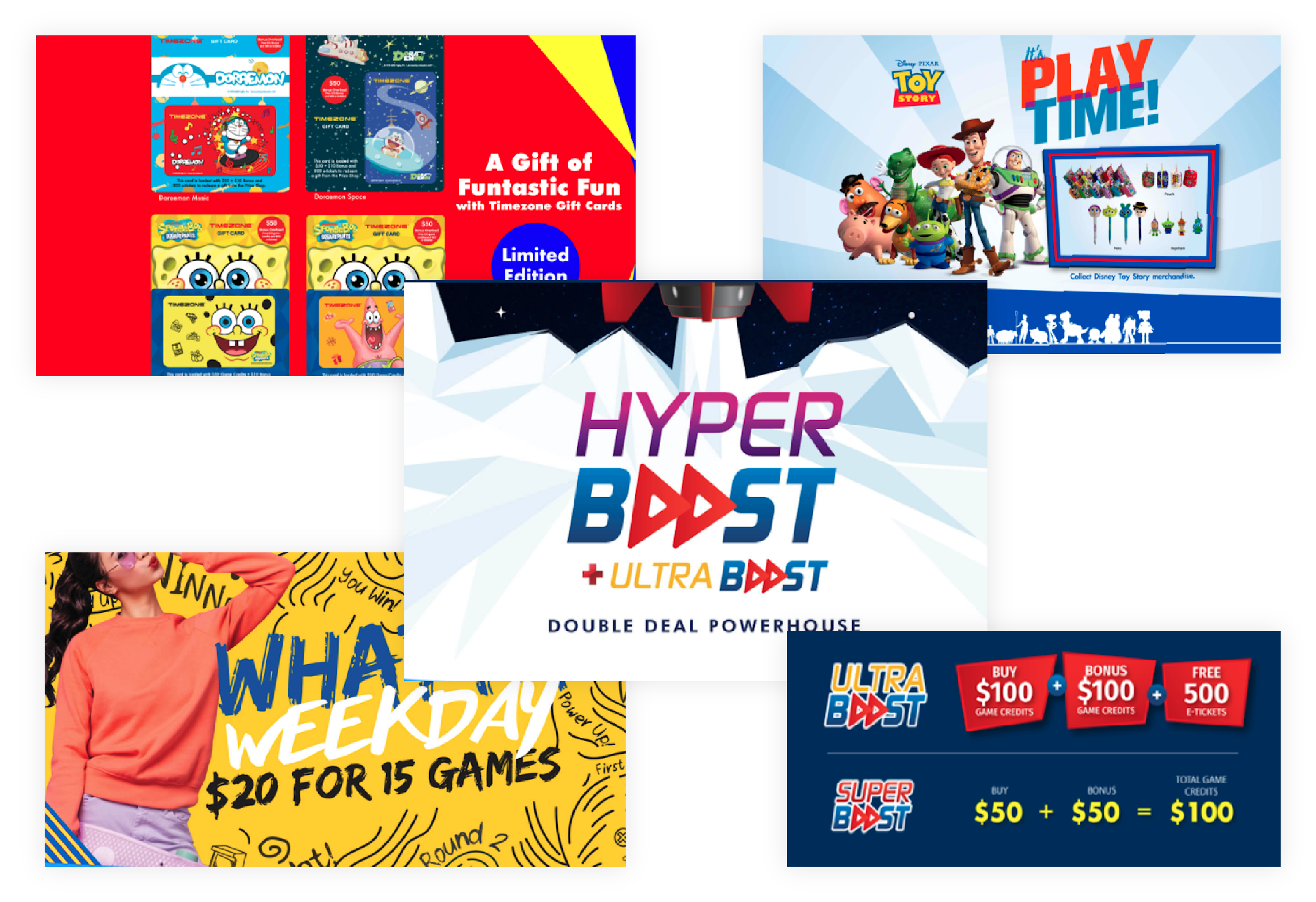 How an entertainment brand issues gift cards and game discounts on scale?