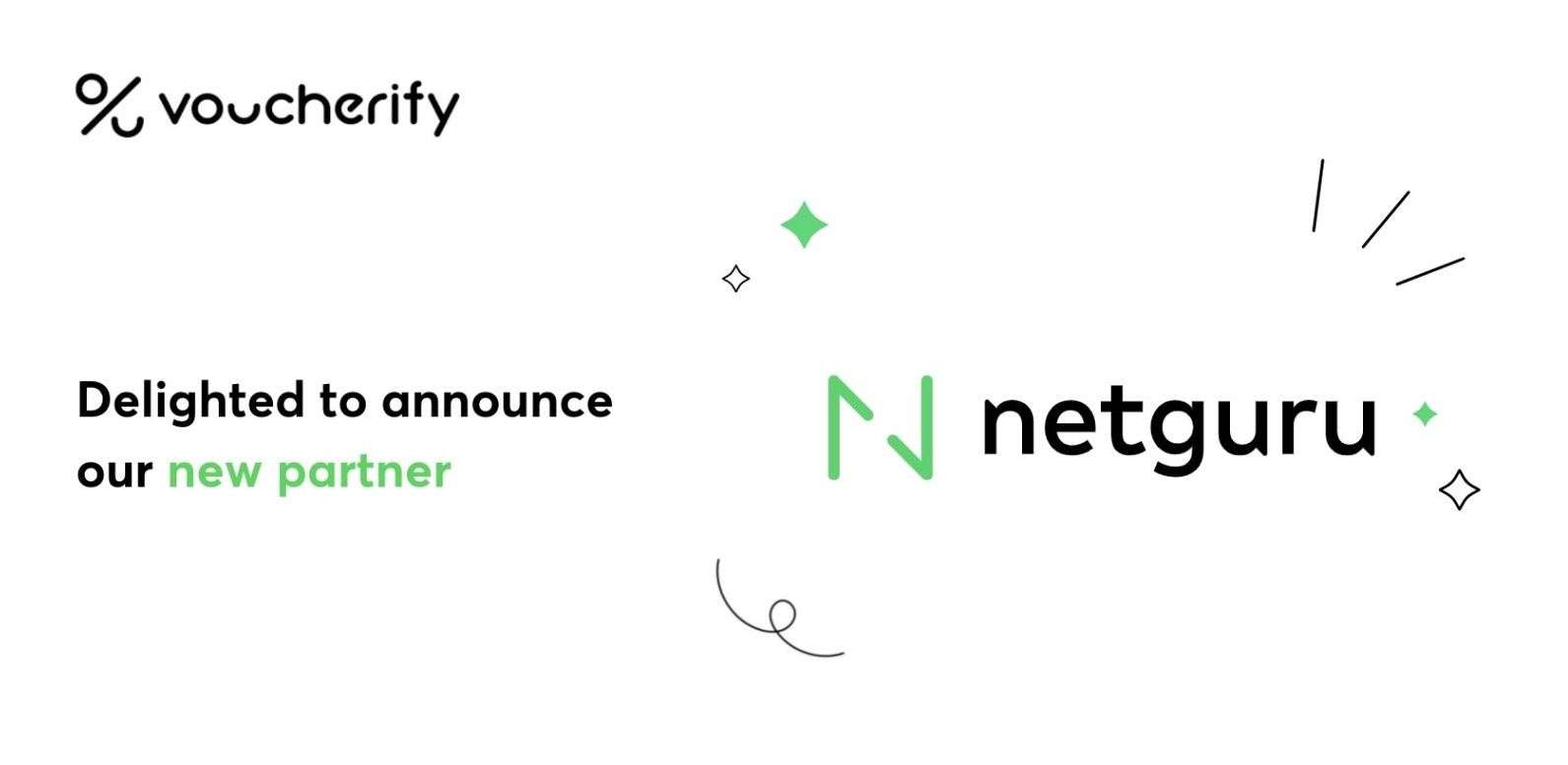 Voucherify starts partnership with Netguru