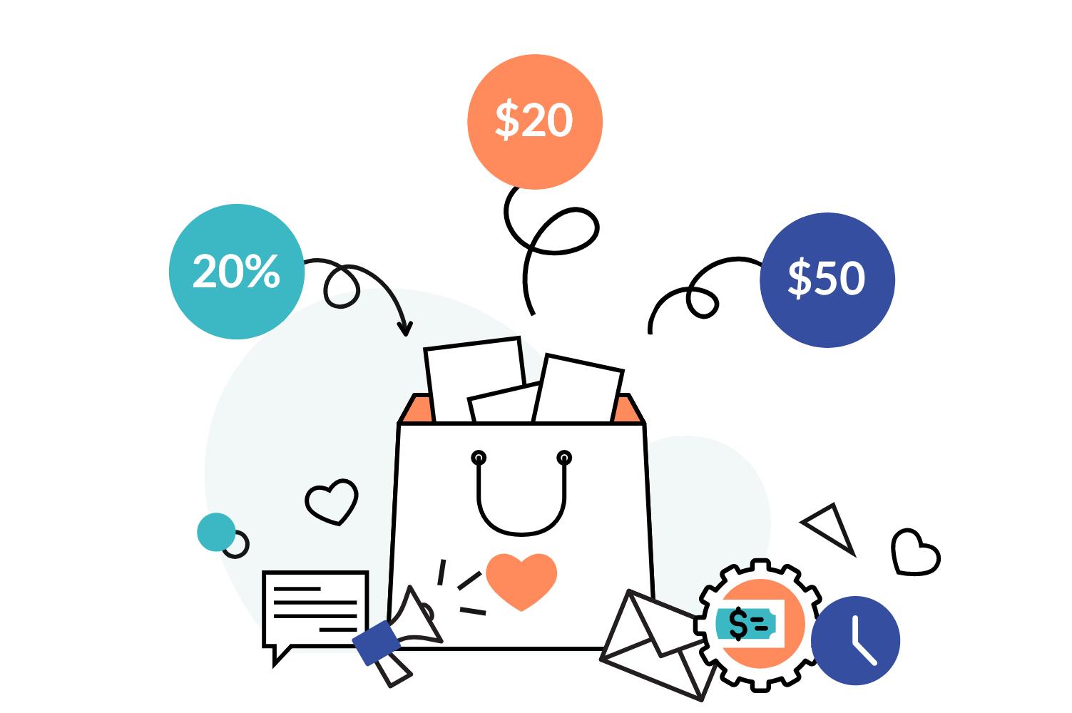 Voucherify as a flexible Rewards Software Hero Image