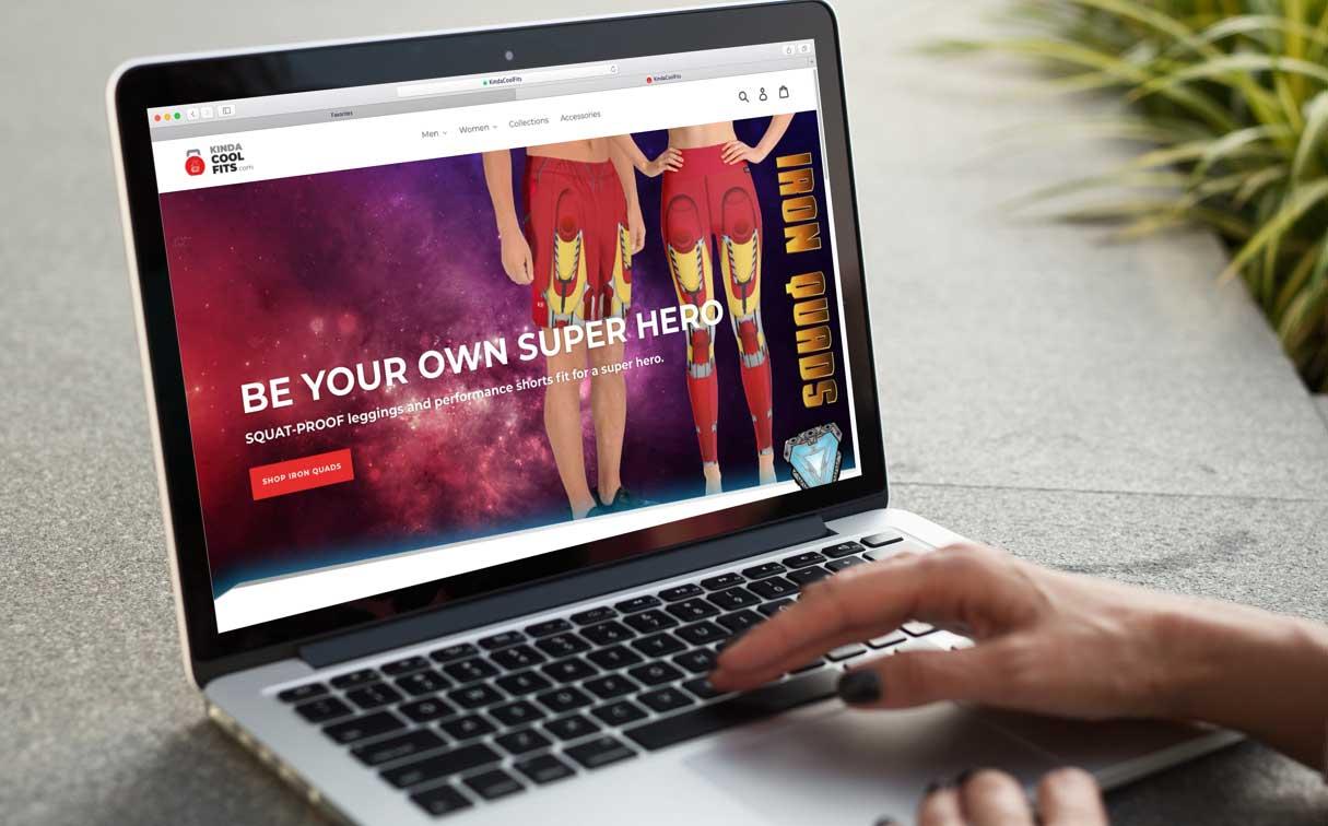 affordable shopify website