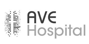 Logotipo AVE Hospital
