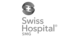Logotipo Swiss Hospital