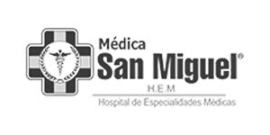 Logotipo Medica San Miguel